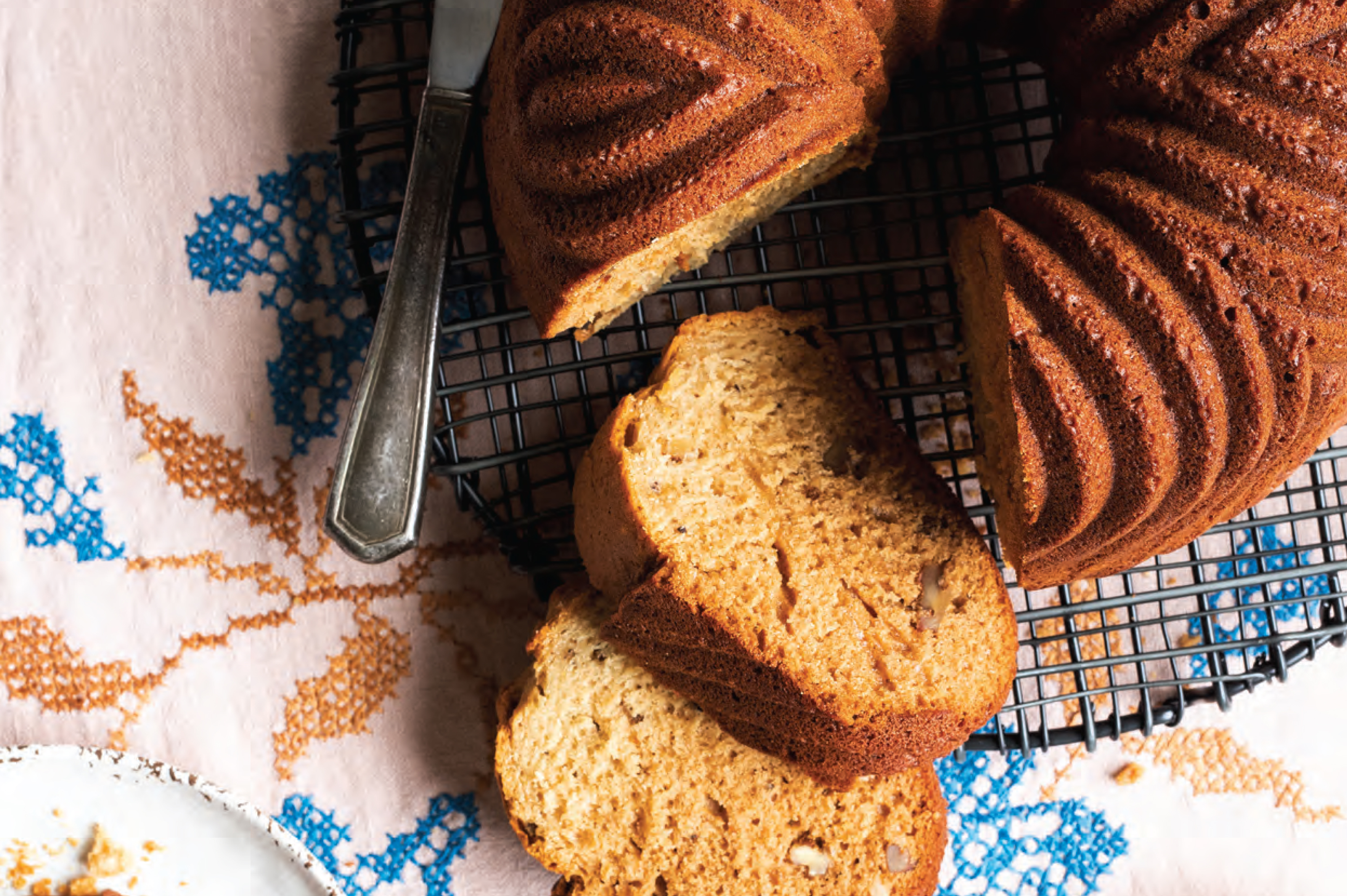 LMLD POP UP BAKE SHOP- HONEY CAKES AVAILABLE FOR PRE-ORDER FOR ROSH HASHANAH