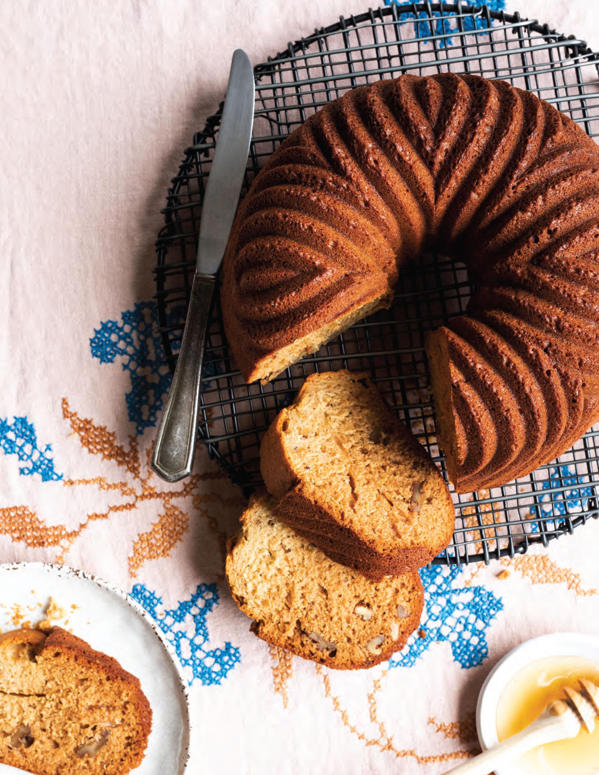 Bubby Shirley's Honey Cake